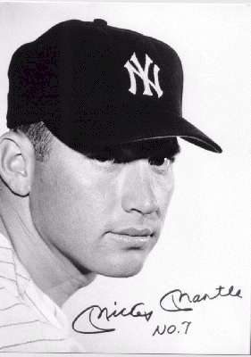 This IS Mickey Mantle!